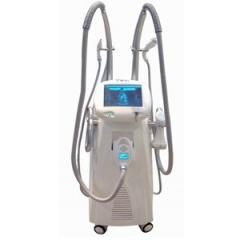 Device of vacuum and roller massage and RF Kes 360