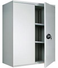 Металлический шкаф архивный канцелярский ШКБ-10