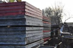 Timbering for rent and for sale