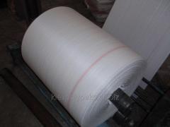 Ткань полипропиленовая (рукав/полотно)