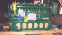 Diesel 6ChN21/21 D211-3M (TGM4B),UGP 1200