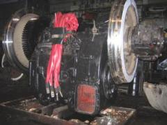 Spare parts to diesel diesels: a shaft cranked to