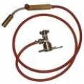 Gas torch of GK-5 for gas cylinders