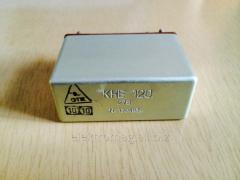 Контактор электромагнитный КНЕ-120 27В