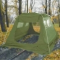 Tent of the cableman