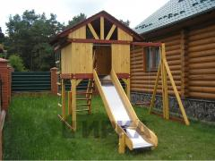 TM CHYRKA children's complexes - The company