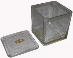 Container with lid for coloring of OC500-EKA