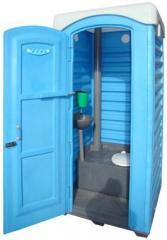 Кабины туалетные уличные Евростандарт