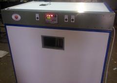 Инкубатор автоматический на 1000 яиц PLATINUM