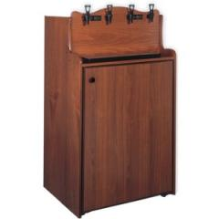 Refrigerator box for pouring of CRW 400 P wine