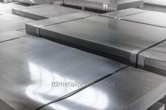 Лист оцинкованный 0,5х1250х2500 мм цинк 140гр/м2 Словакия