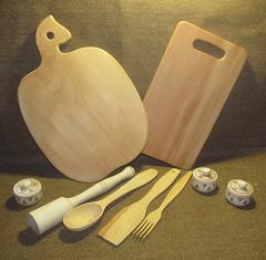 Дерев'яні набори для кухні