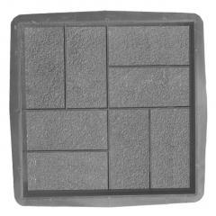 Moulds for paving slabs.Parquet.