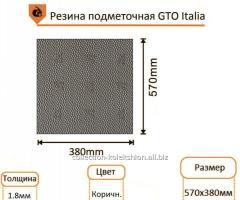 Резина подметочная GTO Italia (Китай), р.
