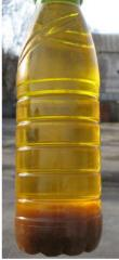 Sunflower oil sub-standard