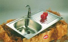 Мойка кухонная ENCASTRAR 1S/E