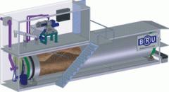 Оборудование для коровников-производство подстилки