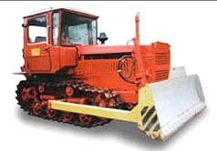 Bulldozer DZ-42. (D-606) is intended for