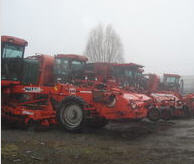 Spare parts to the combine to beet-harvesting KS-6