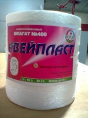 Изделия полипропиленовые : шпагат (2500 текс)
