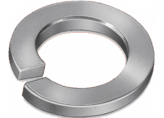 Lock nut stainless steel M12 985 A2