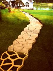 Form - a cliche the Garden path No. 1