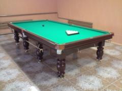 Бильярдный стол Зевс (12 футов). Украина.Купить,