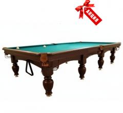 Бильярдный стол Леман Стандарт (12 футов).