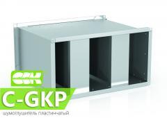 Noise suppressor channel lamellar Channel-GKP.