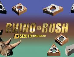 The inexpensive tool of the RhinoRush series