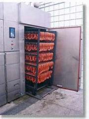 DAKSTAR - the heat chamber / thermofurnace