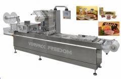 Blisterny thermopacking machines of VERIPACK