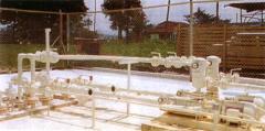 Станції газові заправні з підземними ємностями (Станції компресорні)