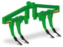 LINE: Deep-ripper   chizel-cultivator