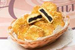 Печенье с начинкой Маковей