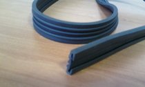 Raw materials for production of elastic sealing