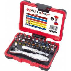 Set of bits with Torsion Power graggers (32 units)