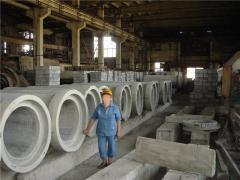 Завод железобетонных изделий, продажа. Украина, г.