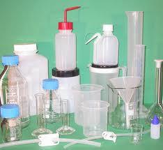 Laboratory glassware wide range
