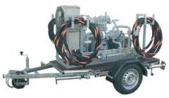 Агрегаты компрессорные FAS-комплектные для сжиженных углеводородных газов