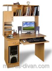 """Компьютерный прямой стол """"Валлетта"""""""