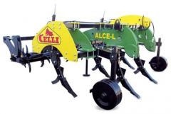 Cultivator of sternevy CELLI, ALCE-L model. It is