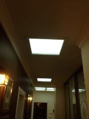 Plafonds, glass
