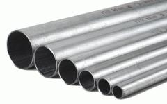 Труба ДУ 15х3 оцинкованая сталь 3сп ГОСТ 3262