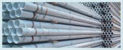 Pipe DU 100h3 galvanized steel 3 of JV GOST 3262