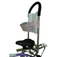 Ортопедическая спинка-фиксатор на велосипед