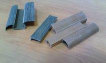 Сырье для изготовления пластиковых плинтусов с