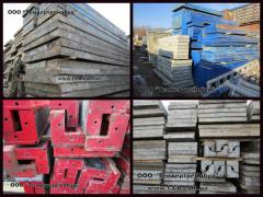 Sale and rent of form panels