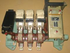 Контактор ES-100, ES-160, ES-250, ES-400, ES-630