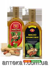 Масло арахисовое (Агросельпром 0,35л)-способствует